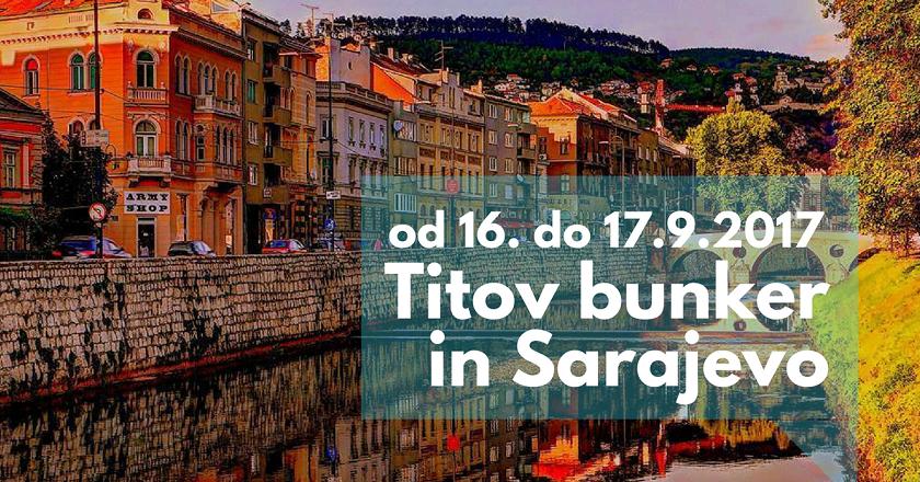 Titov bunker in Sarajevo 2