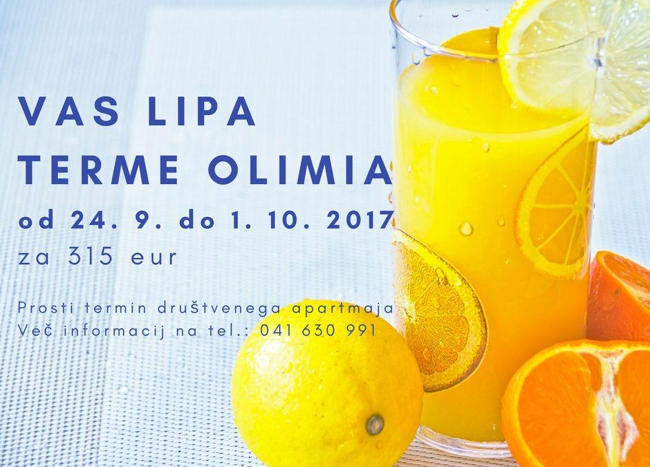 Vas LipaTerme Olimia 22