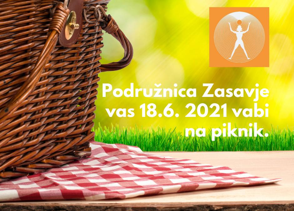 Vabilo na piknik