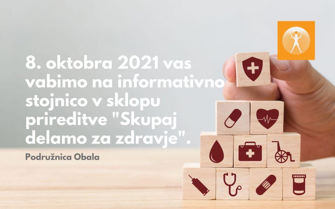 Skupaj delamo za zdravje